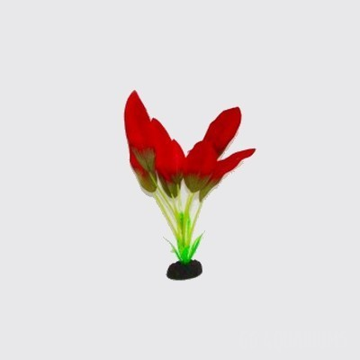 Aqua-decor-6-artfcl-luminous-red-flwr
