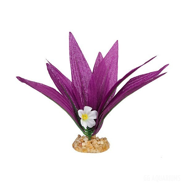 Aqua-decor-9-artfcl-purple-flower