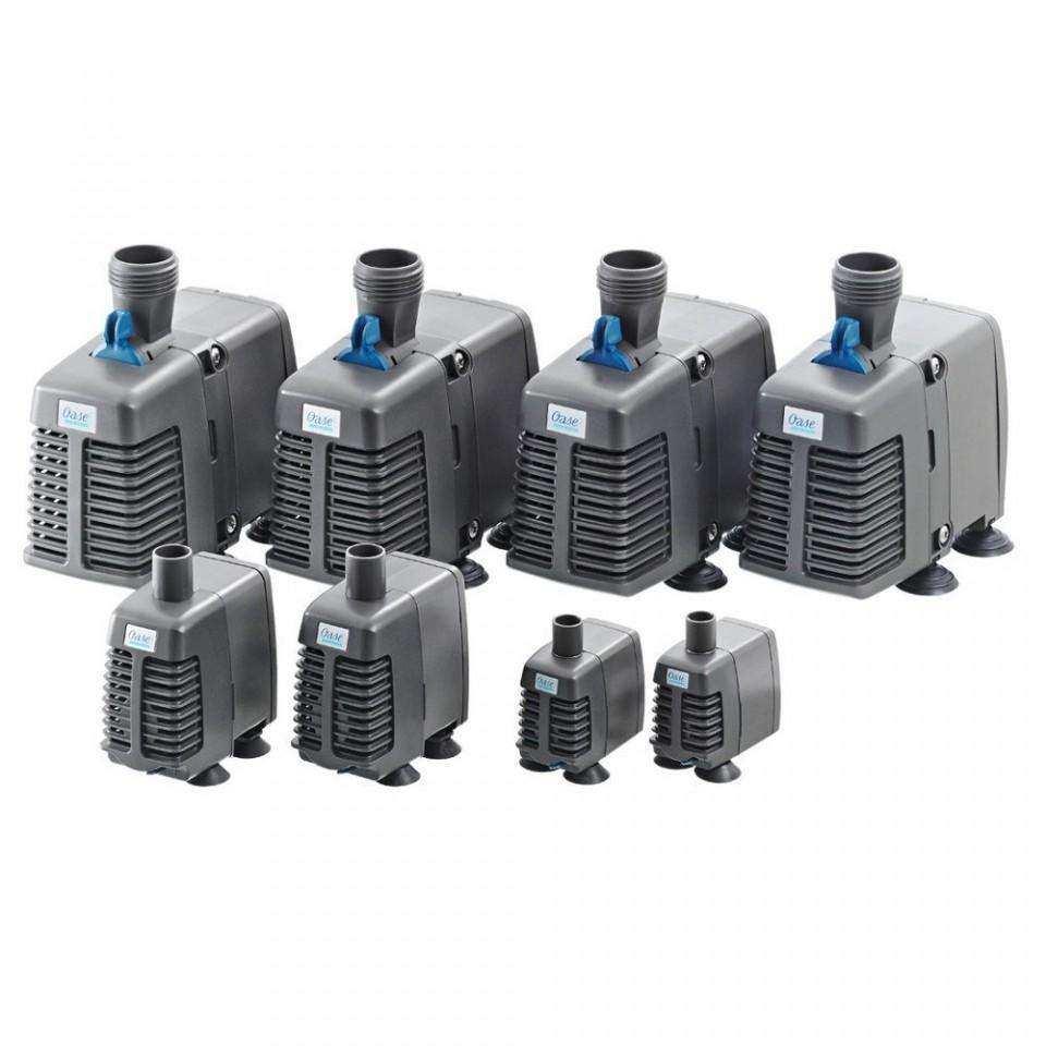 Submersible Aeration Filter pump Variety