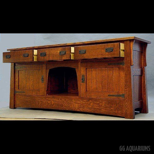 GG Aquariums - cabinet - 12