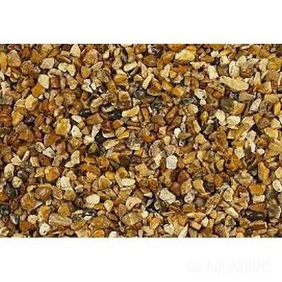 Brown River Rock gravel