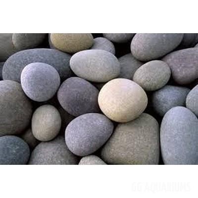 Feng shui river pebbles